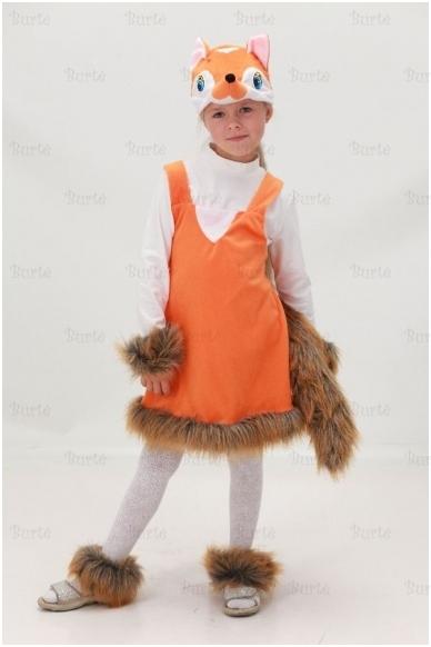 Lapės kostiumas 2