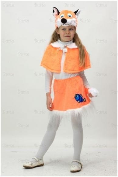 Lapės kostiumas