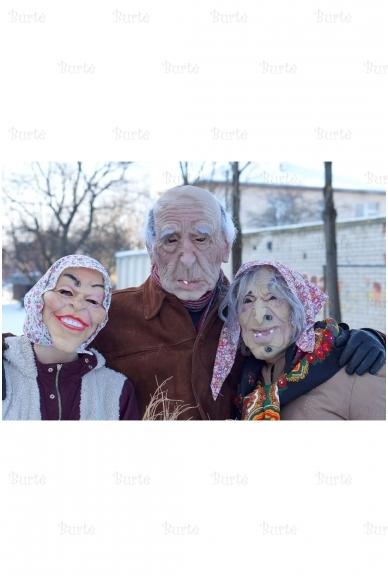Kanapinio kaukė 3