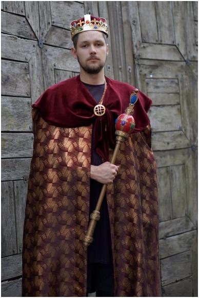 Lietuvos karaliaus kostiumas