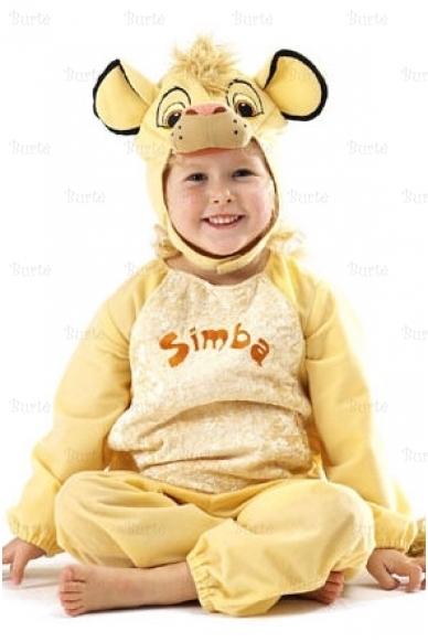 Liūtuko kostiumas