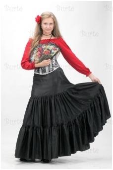 Meksikietės kostiumas