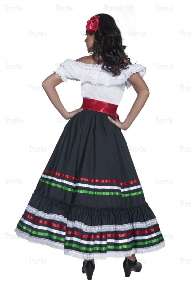 Meksikietės kostiumas 2