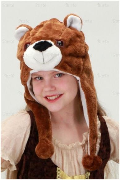 Meškiuko kepurė