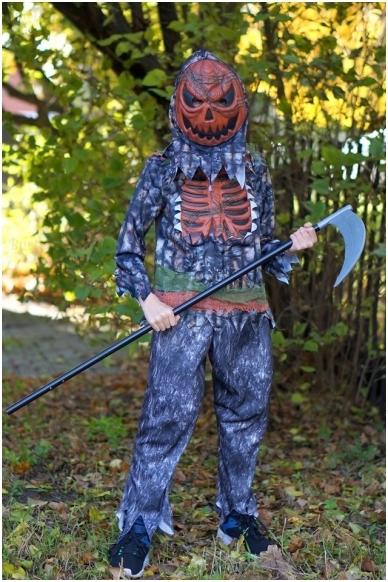 Moliūgo-zombio kostiumas 3