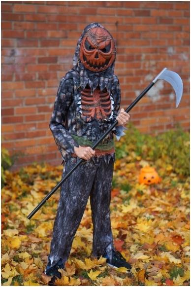 Moliūgo-zombio kostiumas 2