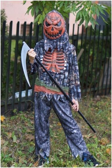 Moliūgo-zombio kostiumas 4