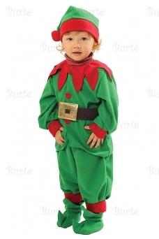 Nykštuko kostiumas (Elfas)