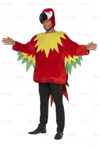 Papūgos kostiumas