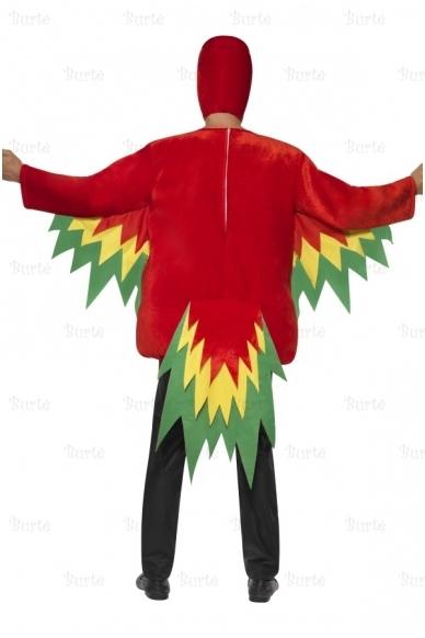 Papūgos kostiumas 2