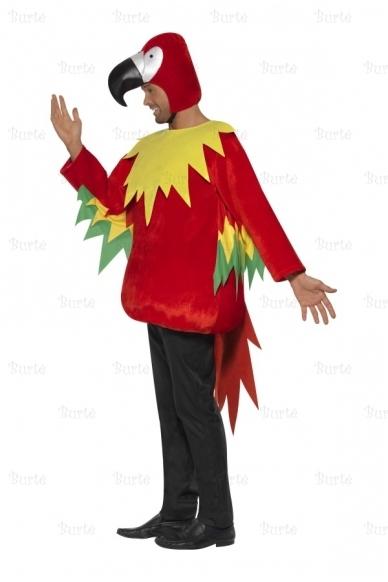 Papūgos kostiumas 3