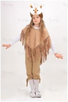Pelėdos-apuoko kostiumas