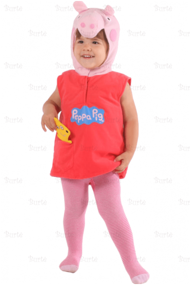 Peppa pig kostiumas 2