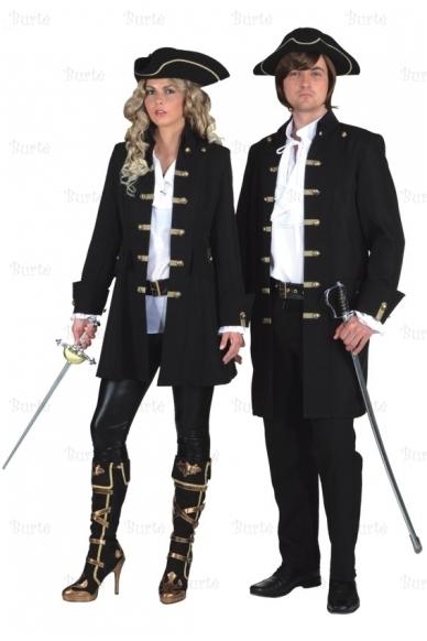 Pirato-karininko kostiumas 2