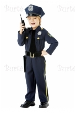 Policininko kostiumas