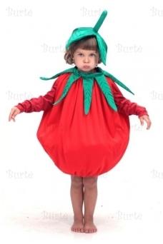 Pomidoro kostiumas