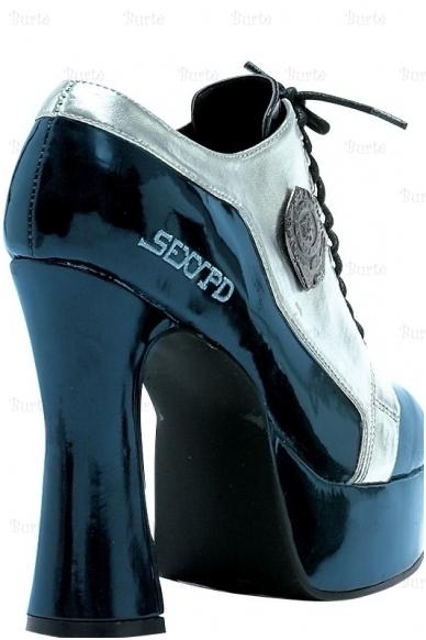 Policininkės batai