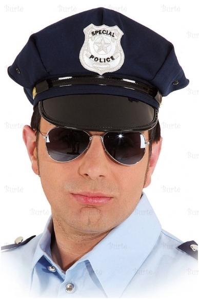 policininkų kepurė