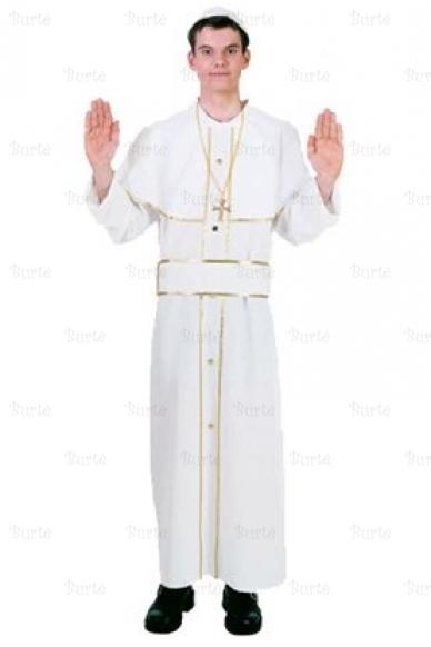 Popiežiaus kostiumas