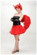 Puolusio angelo kostiumas