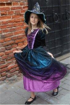 Raganaitės- burtininkės kostiumas