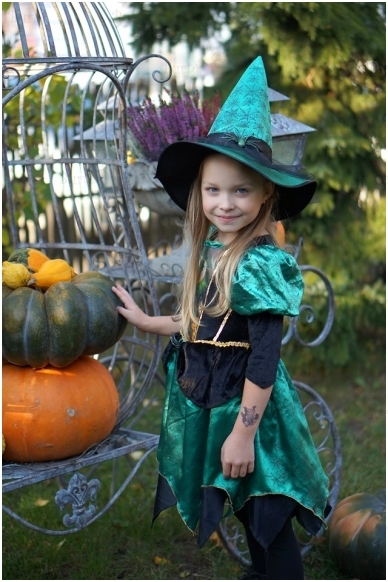 Raganaitės kostiumas 2