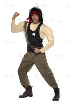 Rembo kostiumas