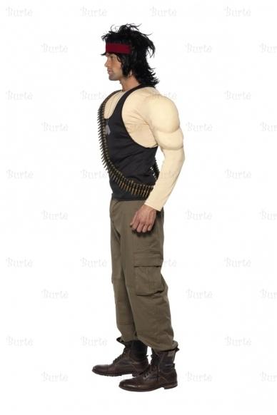 Rembo kostiumas 3