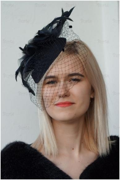 Retro skrybėlaitė 2
