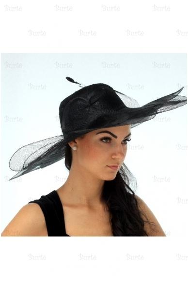 Retro skrybėlė 2