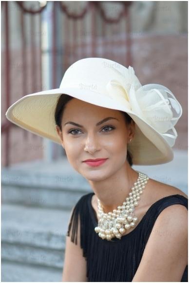 Retro skrybėlė