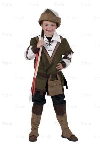 Robino Hudo kostiumas