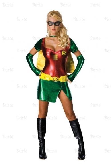 Robino merginos kostiumas