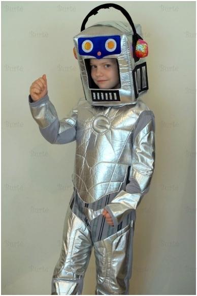 Roboto kostiumas