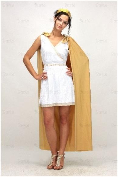 Graikės- romėnės kostiumas