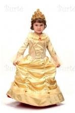 Saulytės - princesės kostiumas