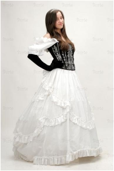 Senovinė suknelė