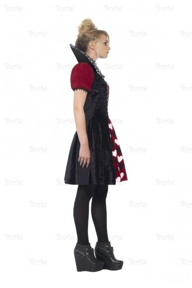 Širdžių karalienės suknelė 2