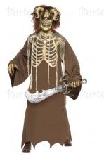 Skeletų karaliaus kostiumas