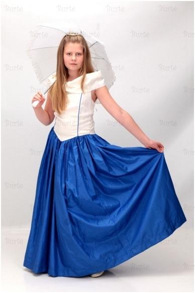 Snieguolės (princesės) suknelė 2
