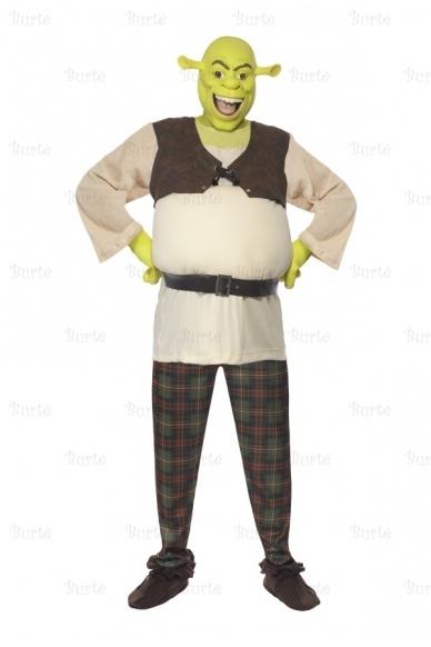 Šreko kostiumas