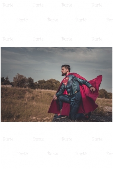 Supermeno kostiumas 2