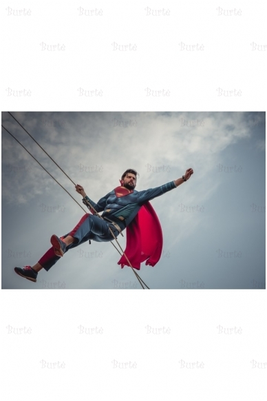 Supermeno kostiumas 3