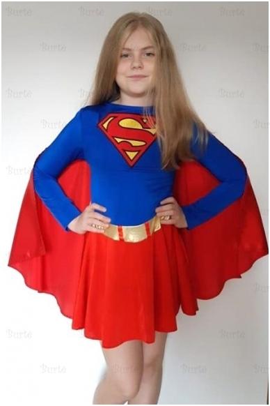 Supermergaite kostiumas 2