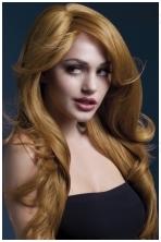 Šviesiai rudų plaukų perukas Nicole