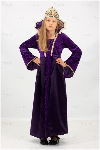 Tamsos karalienės kostiumas
