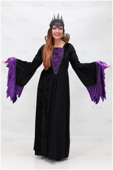 Tamsos karalienės kostiumas 2