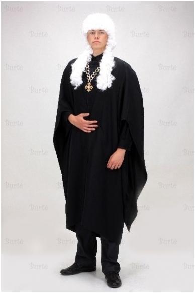 Teisėjo kostiumas 2