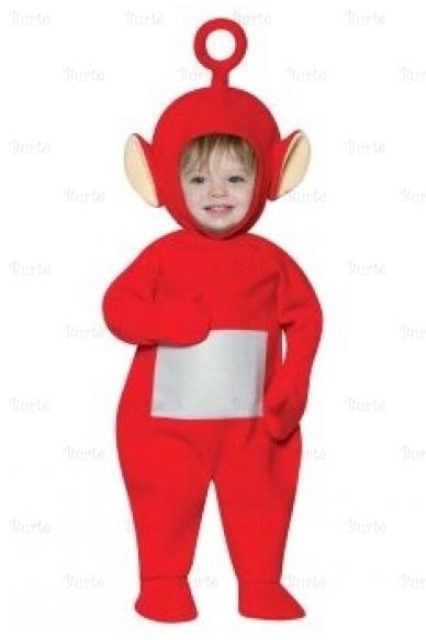 Teletabio Pau kostiumas