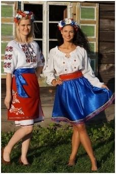 Ukrainiečių kostiumai